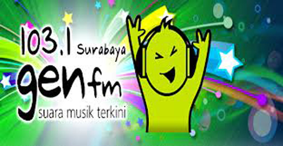 Radio Gen FM Surabaya Streaming