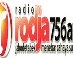 Radio Rodja 756 AM Indonesia Logo