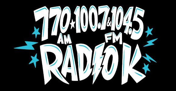 K international Radio Logo