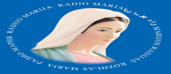 Radio Maria Switzerland Logo