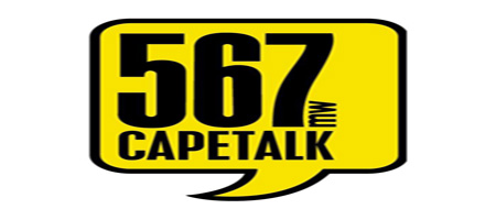 567 Cape Talk Logo