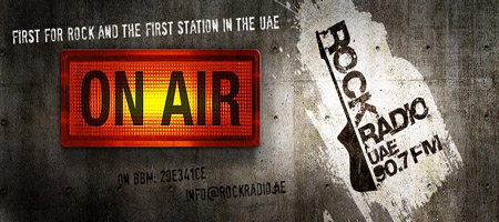 Rock Radio UAE