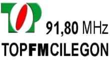Radio Top FM Cilegon Logo